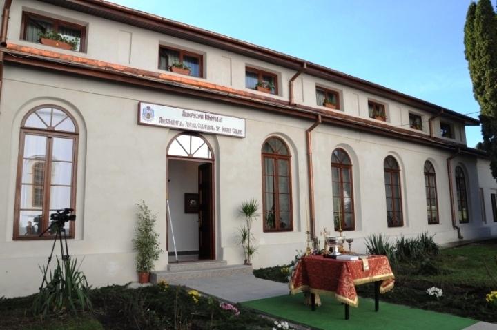 Asezamantul pastoral-cultural Sfantul Ierarh Calinic - Valcea