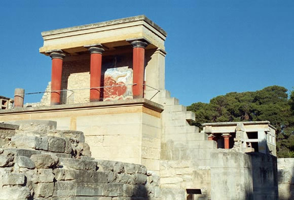 Palatul din Knossos