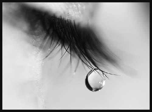 O mare de lacrimi pentru spalarea pacatelor