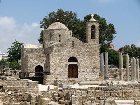 Biserica Sfanta Chiriachi