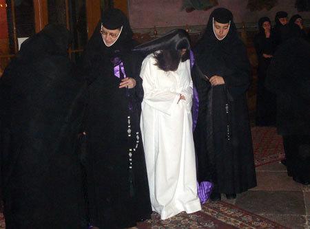 Tundere in monahism la Manastirea Pasarea