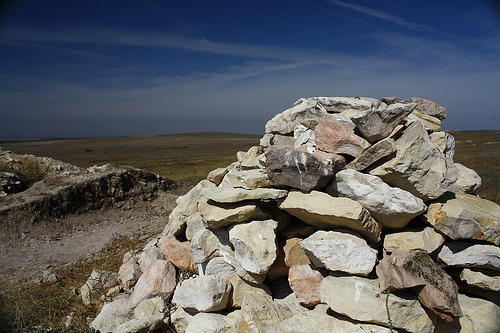 Pilda pietrelor