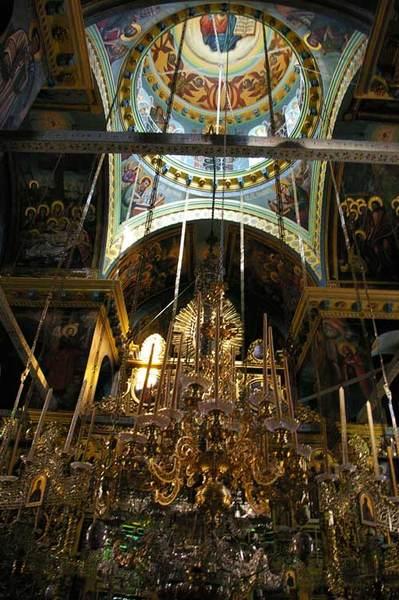 Manastirea Rusikon - Sfantul Pantelimon