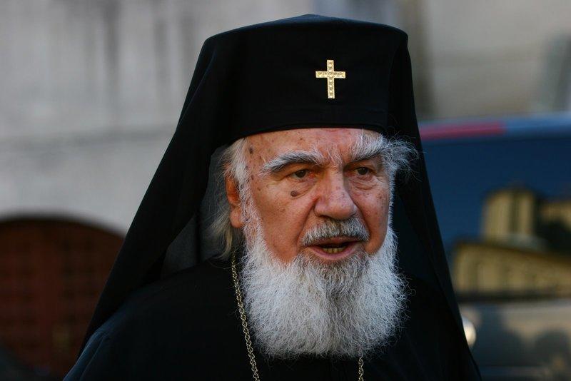 Arhiepiscopul si Mitropolitul Bartolomeu Valeriu Anania