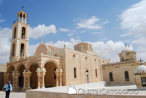Manastirea Sfantul Teodosie - Bethleem