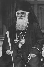 Miron Cristea, primul patriarh al Romaniei