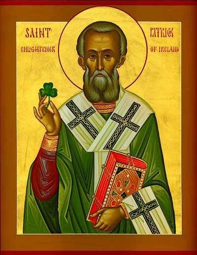 Sfantul Patrick