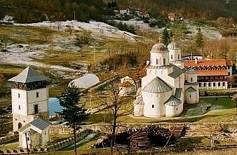 Manastirea Mileseva