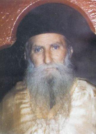 Parintele Dimitrie Gagastathis, prietenul ingerilor