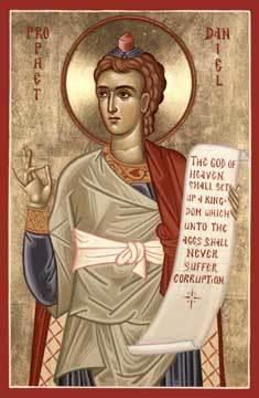 Acatistul Sfantului Proroc Daniel
