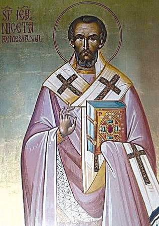 Sfantul Niceta de Remesiana