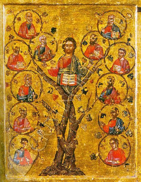 Sfintele Taine, viata intru Hristos