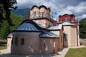 Biserica Sfantul Dimitrie - Pec