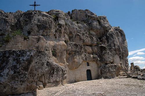 Bisericile rupestre din Matera - Italia