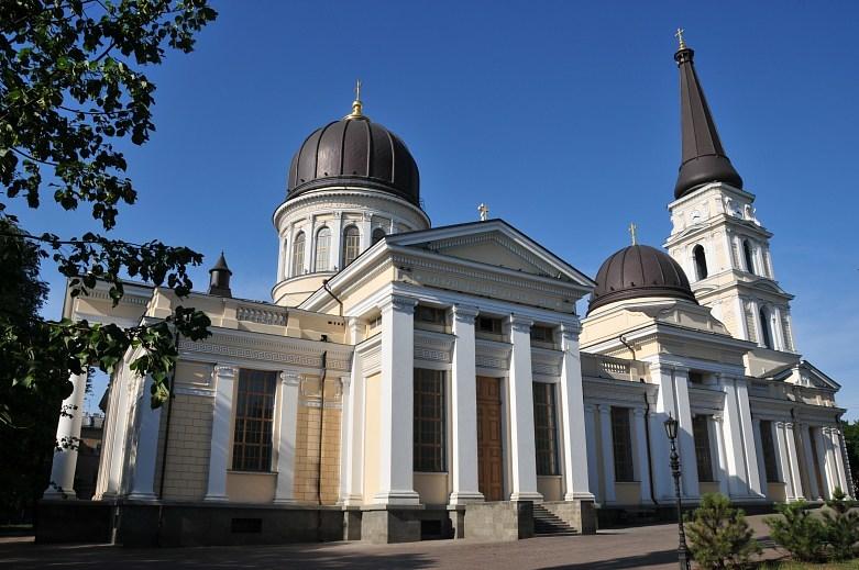 Catedrala Schimbarea la Fata - Odessa