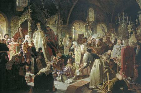 Rascolnicii - Vechi Credinciosii