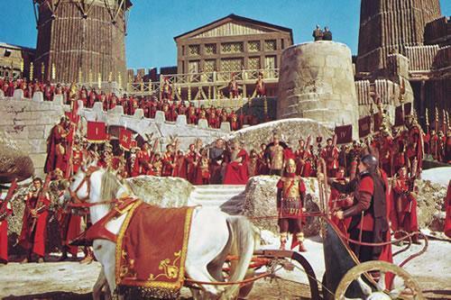 Sfarsitul Imperiului Roman de Apus