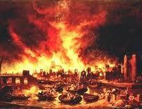 Marele incendiu al Londrei