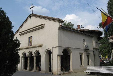 Reinvieri spirituale - Biserica Sfantul Spiridon - Vechi din Bucuresti