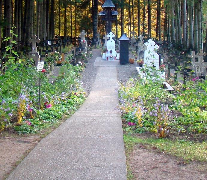Cimitirele, clinici duhovnicesti parasite