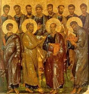 Vietile Sfintilor, cartea neterminata a Bisericii
