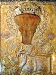 Icoana Sfantului Spiridon
