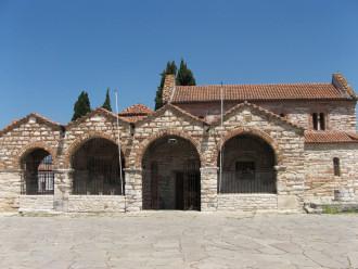 Biserica Sfanta Teodora - Arta