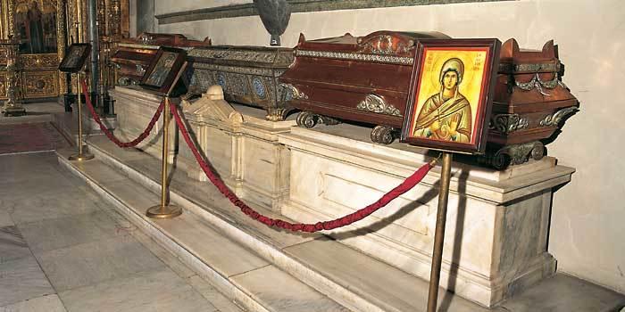 Moastele Sfintei Eufimia