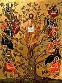 Vita-de-vie, chip al lui Hristos