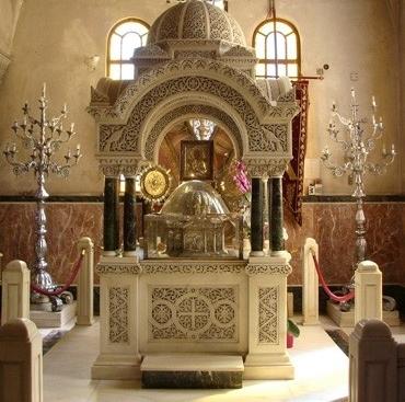 Moastele Sfantului Andrei