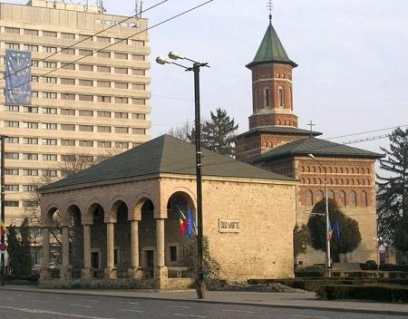 Casa cu arcade a Sfantului Dosoftei
