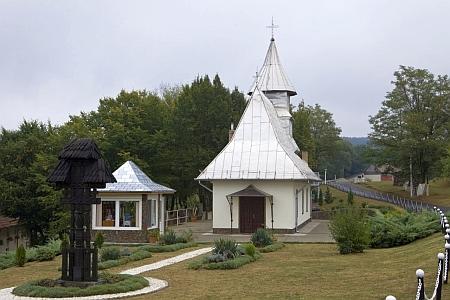 Manastirea Brebu - Acoperamantul Maicii Domnului