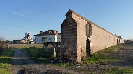 Biserica si palatul brancovenesc din Potlogi