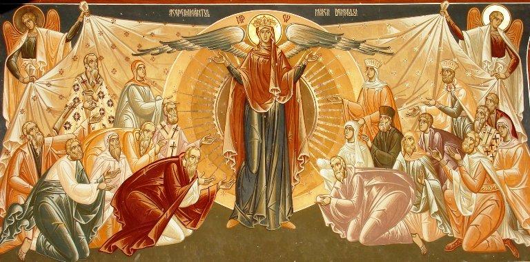 Cel mai vechi imn inchinat Maicii Domnului