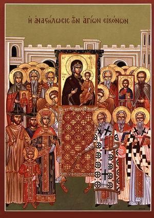 Pastorala la Duminica Ortodoxiei - 2012