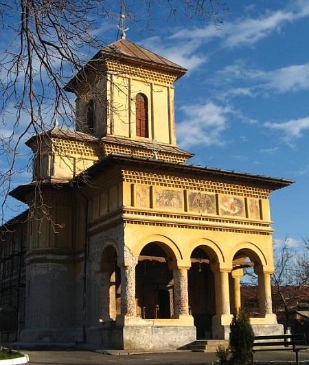 Biserica Sfantul Ioan Botezatorul - Hera