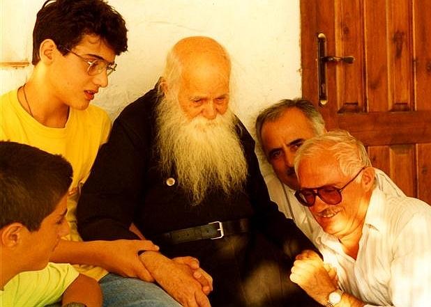 Canon de rugaciune pentru parintele duhovnic
