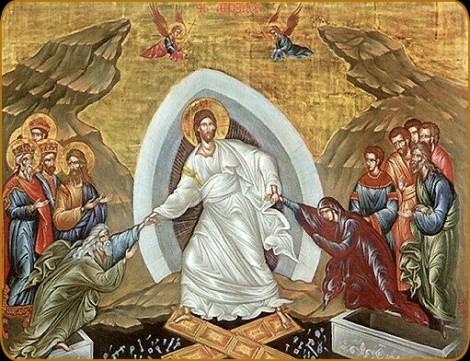 Invierea, Restaurarea Omului in Hristos