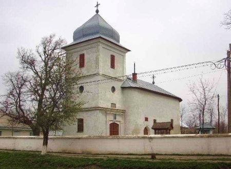 Biserica din Sipote