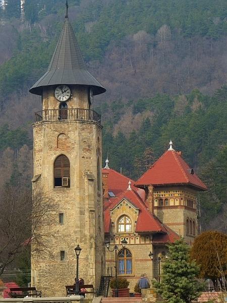 Turnul lui Stefan cel Mare