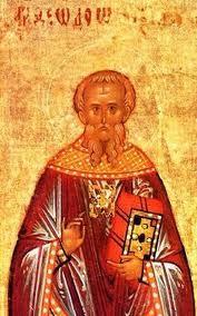 Acatistul Sfantului Teodor Studitul