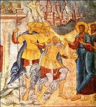 Vindecarea slugii sutasului - Rugaciunea pentru altii
