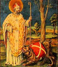 Sfantul Corbinian