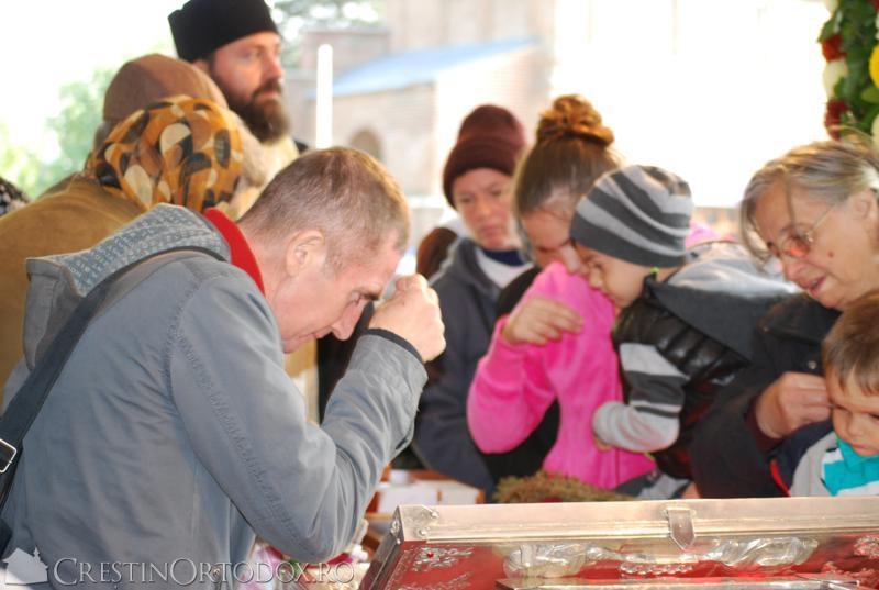 Pelerinaj la moastele Sfantului Dimitrie cel Nou - 2012
