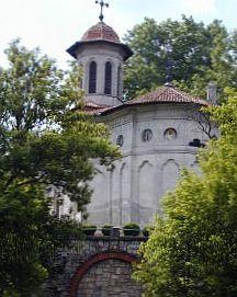 Biserica Sfantul Nicolae - Baneasa