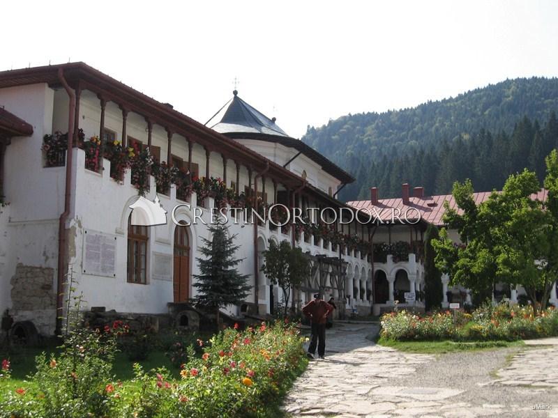 Chilii Manastirea Agapia