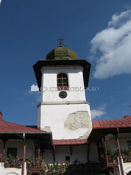 Turla Manastirea Agapia Noua