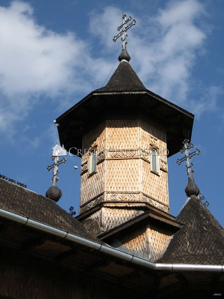 Turla Manastirii Agapia Veche