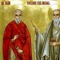 Sfintii Chir si Ioan