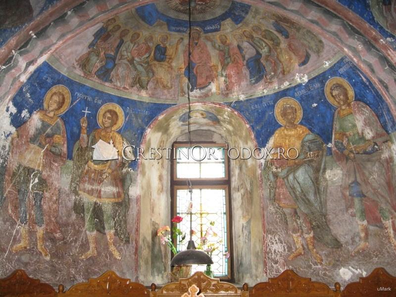 Pictura Manastirea Cotmeana